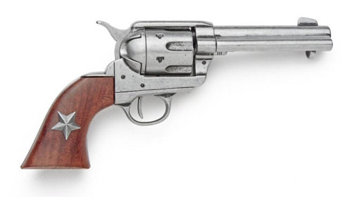 Old West Six Shooter