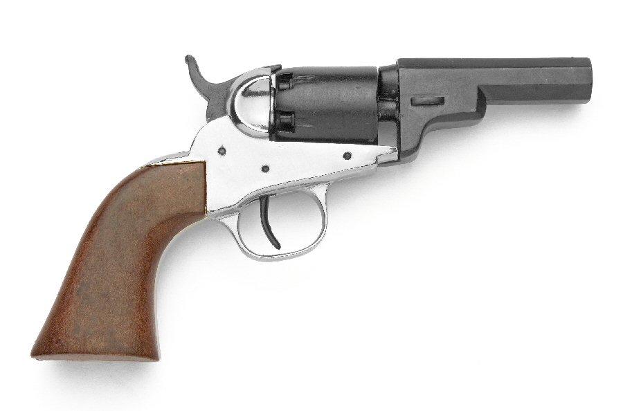 revolvers of old west. M1849 POCKET OLD WEST REVOLVER