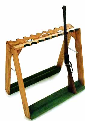 Fotos - Stand Up Gun Rack