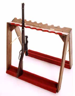 Woodwork Folding Gun Rack Plans PDF Plans